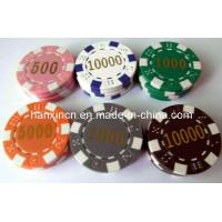 Buy cheap Hot Stamping Poker Chip (HXC-038) from wholesalers