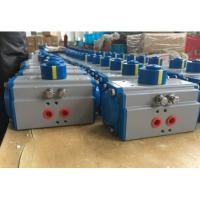 Buy cheap double acting rack and piston pneumatic actuator air cylinder from wholesalers