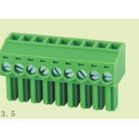 Buy cheap Pin Header PCB Terminal Block 3.5mm 3.85mm Connectors HQ15TBK - 3.5 3.81 from wholesalers