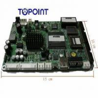 4 CH GPS JPEG2000 Mobile DVR Board (Ultra-compact Version)