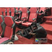 Buy cheap Amusement Park 5D Cinema Equipment With Flat Screen / 6 Seats product