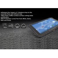 Buy cheap 4G Heavy Duty Android Tablets , Android 7.0 Windows Tough Tablet IP67 Waterproof from wholesalers