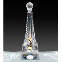 Buy cheap Fashion crystal awards trophy from wholesalers