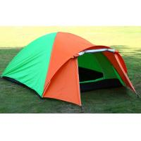Buy cheap Double Layer Backpacking Tent Windproof Waterproof Dome Tent for Camping Hiking Travel Climbing Easy Set Up Tent(HT6061) from wholesalers