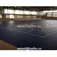 Buy cheap PVC Floor Mat In Roll For basketball court mat from wholesalers