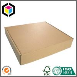 Buy cheap Folding Origin Brown Color Corrugated Carton Shipping Box; Kraft Mailing Box from wholesalers