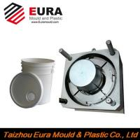 Buy cheap EURA Taizhou Factory Injection Tooling Customized Plastic Bucket Moulding from wholesalers