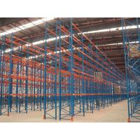 Buy cheap warehouse racks of heavy duty selective pallet racking from wholesalers