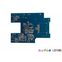 Buy cheap Fr 4 Tg170 General PCB Board , Custom Made Circuit Boards For Medical Apparatus product