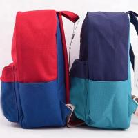 Buy cheap Leather Drawstring Personalised School Book Bags Shopping Dust Proof Soft Pad from wholesalers