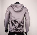 Buy cheap 2018 wholesale mens hooded polyester windbreaker jacket wholesale ejacket coat men wind breaker from wholesalers