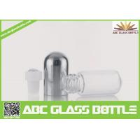 Buy cheap Top Sale Clear Glass Roll On Bottle With Stainless Steel Roller Ball 2ml 3ml 5ml from wholesalers