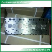 Buy cheap A2300 Diesel Engine Cylinder Head 4900995 12 Months Warranty Long Service product