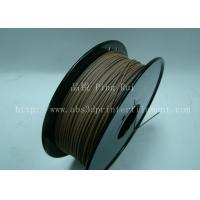 Buy cheap Anti Corrosion Wooden Filament For 3D Wood Printing Material 1.75mm / 3.0mm from wholesalers