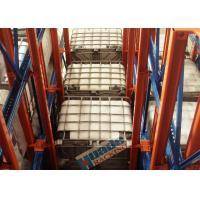 2000 Kg Max Load High Density Drive In Racking Industrial Pallet Racks Heavy Duty