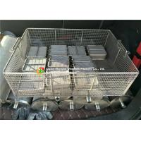 Buy cheap Stainless Steel Mesh Filter Baskets , Kitchenware Basket Screen Filter product
