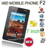 7inch Touch Screen MID Mobile Phone, WiFi GPS MID Cell Phone