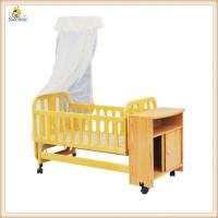 Buy cheap YB3926 multi useful baby wooden bed from wholesalers