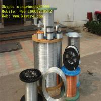 Buy cheap Galvanized Wire With Inner Diameter 330mm from wholesalers
