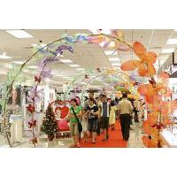 Buy cheap Wall decoration of butterfly from wholesalers