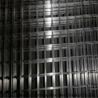 Buy cheap Galvanized Welded Wire Mesh Sheets For Fence / Industries Steel Mesh Panels from wholesalers
