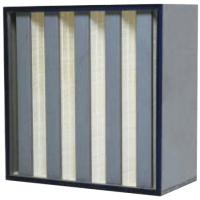 Buy cheap Mini-pleat ULPA filter for clean room product