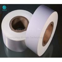 White Paperboard Inner Frame Holographic Cardboard Paper For Cigarette Package