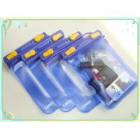 Buy cheap pvc waterproof phone bag, measure 220*150mm product
