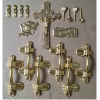 Buy cheap International Coffin 100Sets Casket Handle Hardware from wholesalers