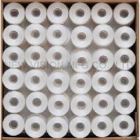 Buy cheap Plastic Sides Embroidery Prewound Bobbins (Style L Type) product