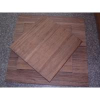 Buy cheap Excellent Abrasion Resistance Carbonized Strand Woven Bamboo Flooring Panel  from wholesalers