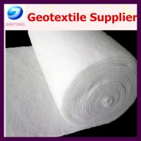 Buy cheap 100-800g/m2 PP or PET nonwoven geotextile or road construction from wholesalers