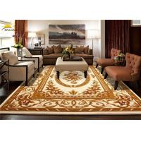 Buy cheap High End Custom Home Textile Carpet Wool Blend For Private Residence from wholesalers