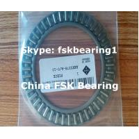 Buy cheap AXK5578 Thrust Needle Bearing Axial Cage and Roller Steel Cage Open End 55mm ID 78mm OD 3mm Width from wholesalers