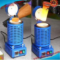 Buy cheap JC Industrial Electric Crucible Copper Melting Furnace from wholesalers