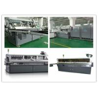 Buy cheap Fully Automatic Plastic Bottle Silk Screen Printing Machinery Single Color from wholesalers