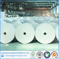 Buy cheap C1S Duplex Board Grey Back For Offset Printing Paper Roll from wholesalers
