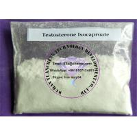 Buy cheap Building SteroidsTestosterone Isocaproate/ Test Iso cycle effect for muscle from wholesalers