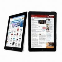 Buy cheap Tablet PCs, 9.7-inch Arm via WM8650 600MHz 256MB/2GB MID Google's Android 2.2 Touchpad, 1.3MP Camera product