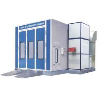 Buy cheap energy saving spray paint booths with CE from wholesalers