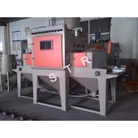 Buy cheap Portable Automatic Conveying Blasting Machine / Bead Blasting Equipment from wholesalers