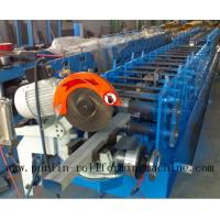 Buy cheap Downpipe / Water Pipe / Downspout Roll Forming Machine , Drain Pipe Production Line from wholesalers