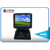 Buy cheap All In One Self Service Terminal Kiosk Touch Screen Information Kiosk Stand from wholesalers