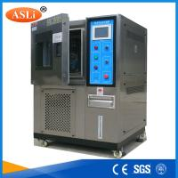 Buy cheap Laboratory Temperature And Humidity Controlled Chambers With Temperature Rising Rate 5℃/Min product