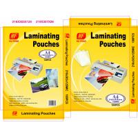 Buy cheap hot A4 A3 A4 A3 80MIC 100MIC 115MIC 125mic lamination pouches  laminating pouches pouch laminating lamination pouch film from wholesalers
