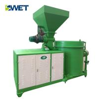 Buy cheap hot sales wood pellet biomass industrial burner for Industrial boiler from wholesalers