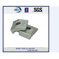 Buy cheap KPO Rail Gusset Plate,Rail Clamp Plate For Crane Steel Rail from wholesalers