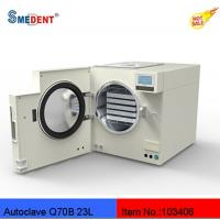 Buy cheap Class B 23L Dental Autoclave for dental clinic from wholesalers