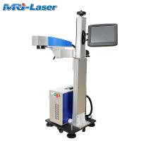 Buy cheap Long Time Working Flying Laser Marking Machine 14000mm/S Engraving Speed product