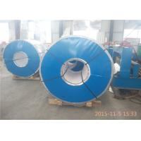 Buy cheap 0 . 8mm 3003 Aluminum colour coated coil for foofing sheet and wall panel from wholesalers